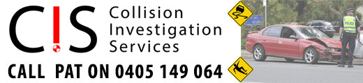CIS Vehicle Accident Investigation Australia